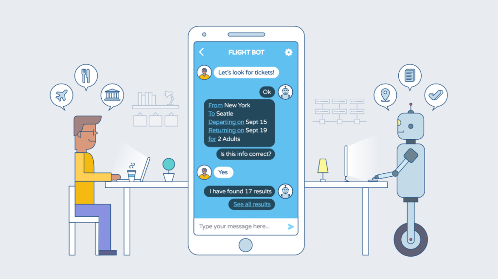 The Endless List of Business Tasks Chatbots Can Automate