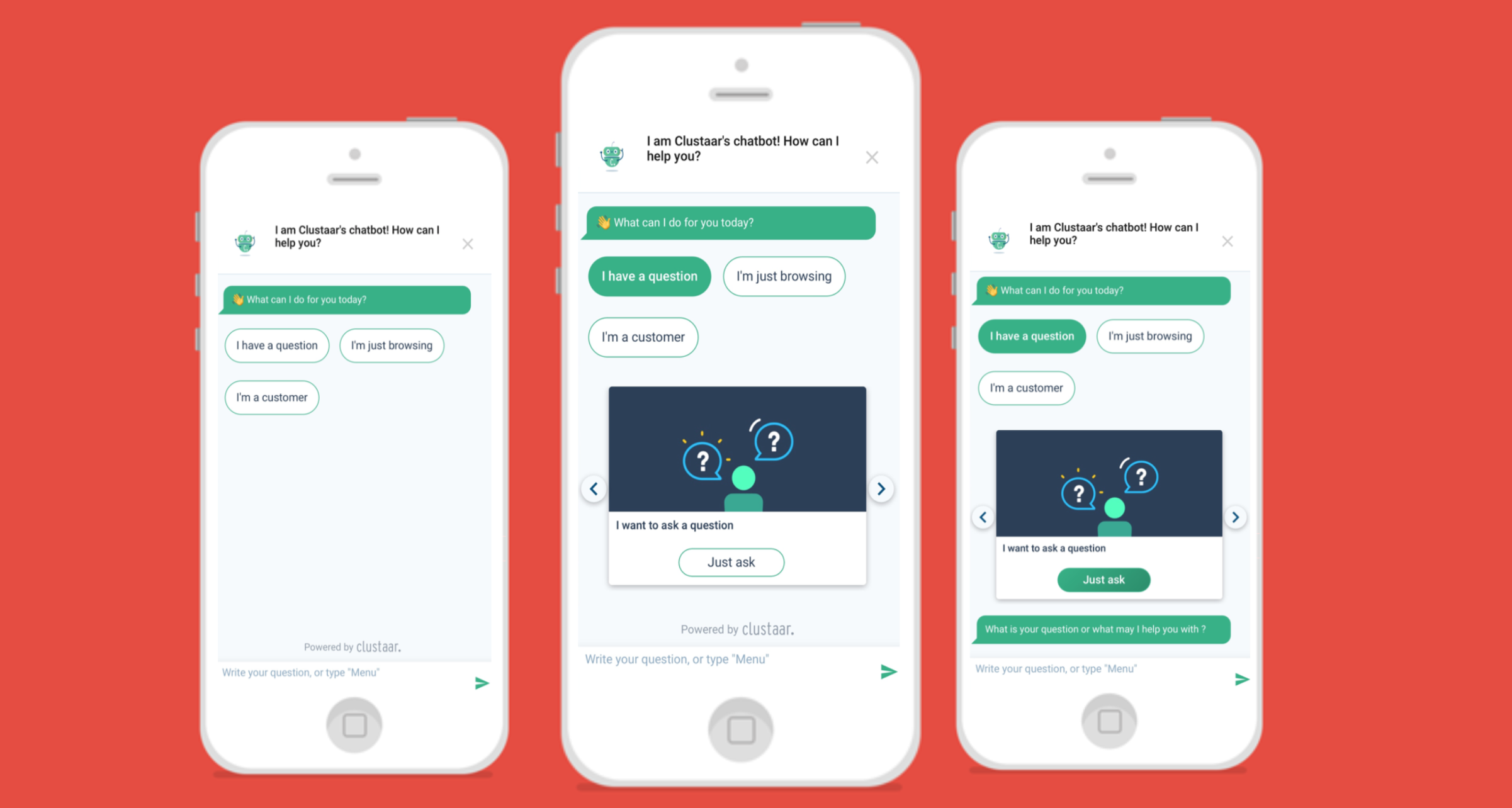 Connect Users to your App with a Chatbot