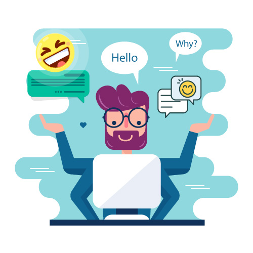 Copywriting chatbot personality