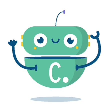 Clustaar bot logo character