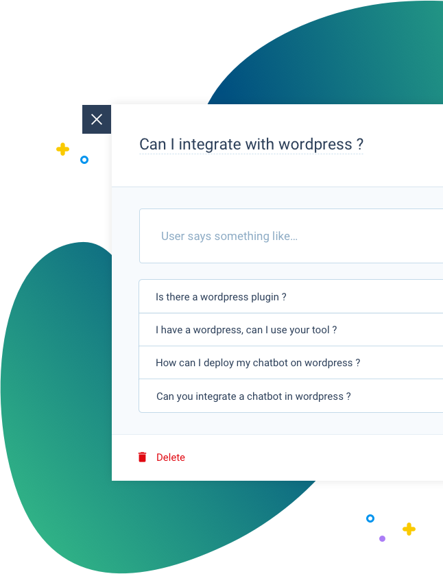 Integrate with Wordpress Clustaar Chatbot Platform