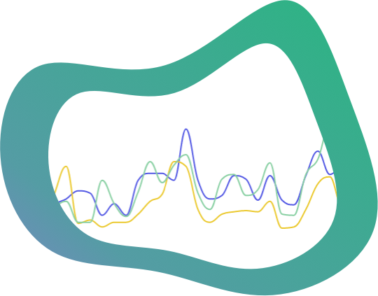 Clustaar chatbot platform chart statistics