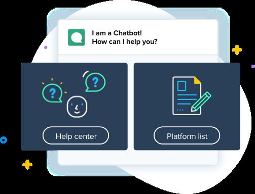 Clustaar chatbot platform assistant