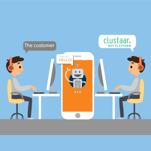 Chatbots customer support call center AI
