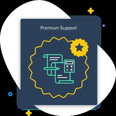 Premium support clustaar platform