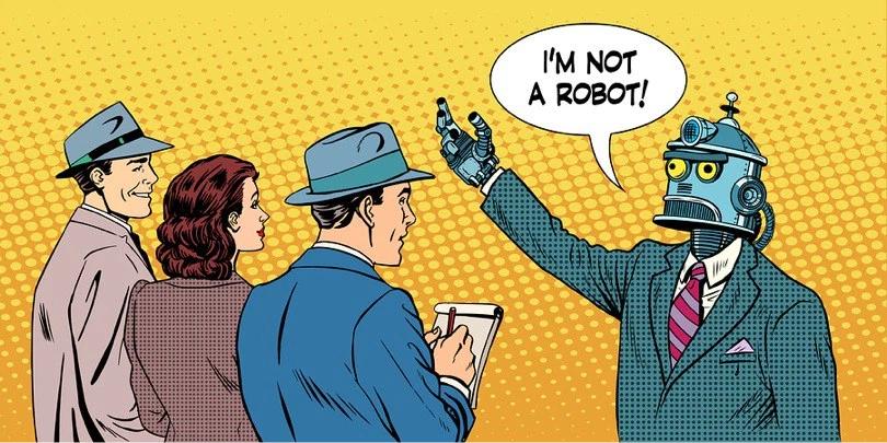 le chatbot ne remplace pas l'humain