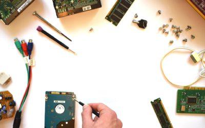 Étude sémantique : Informatique et Hardware